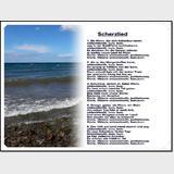 Gedichte, Lieder, Textkarten 3